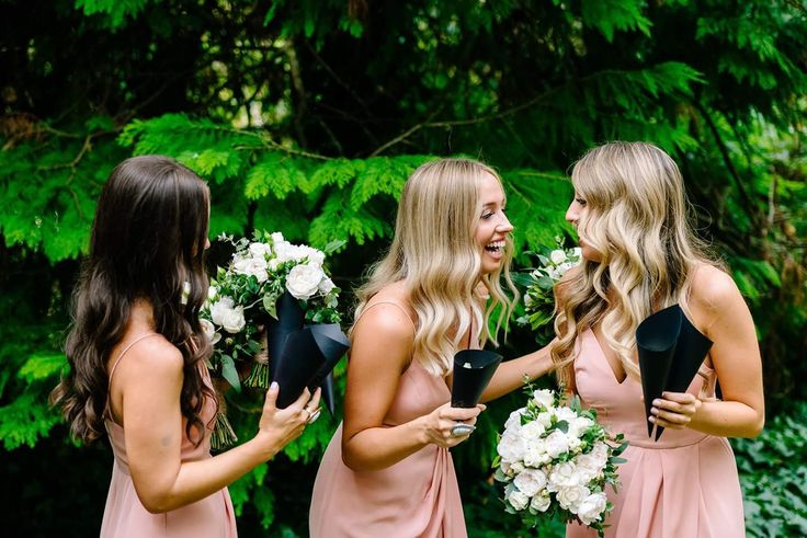 Shona joy bridesmaids