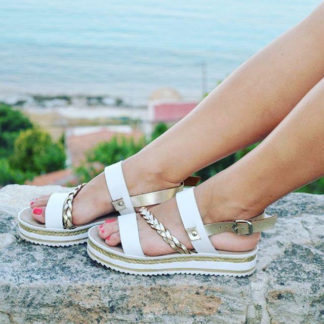 Favourite summer sandals by @lollopshoes #stemaworld #sandals #summer