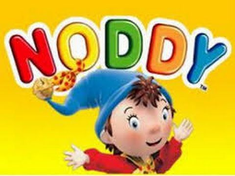 133 Best Images About Noddy In Toyland Printables On