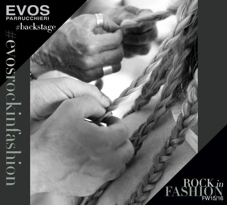 #EVOSROCKINFASHION #TUTORIAL #SUMMERCHIC by @Creattiva_prof   http://www.capellicreattiva.it/styling-app-/136-styling-app-summer-chic.html   --- scatti rubati nel #backstage della nuova collezione @evos_italia