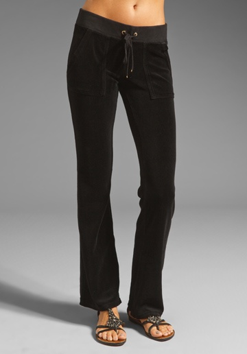 Juicy Couture - Bootcut pant  $146.69
