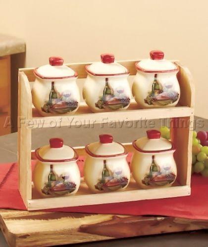 Kitchen Decor Jars: 125 Best Spice Shaker Sets Images On Pinterest
