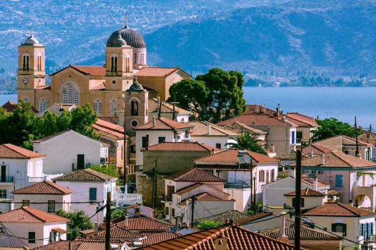 Galaxidi, Central Greece