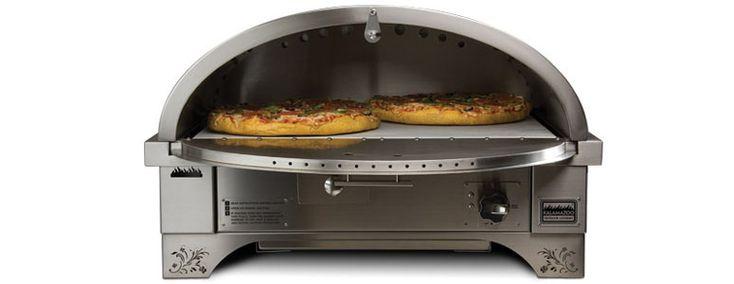 Kalamazoo Outdoor Artisan Pizza Oven... I need this