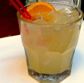 El Flor De Humo (Mezcal and Tequila) | Cocktails | Pinterest