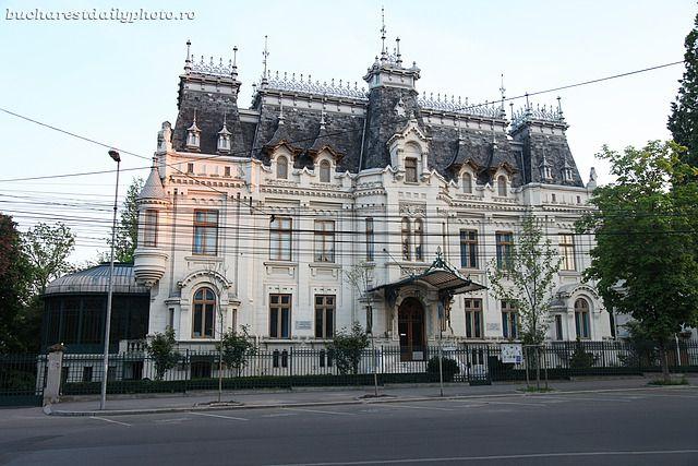 Petre Antonescu » Bucharest Daily Photo (in Romanian)