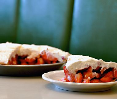 America's Best Pies: Jim's Steak + Spaghetti House's strawberry pie and many, many others.
