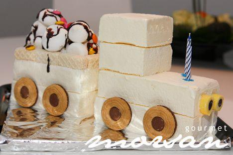 glasstårta barnkalas - Sök på Google