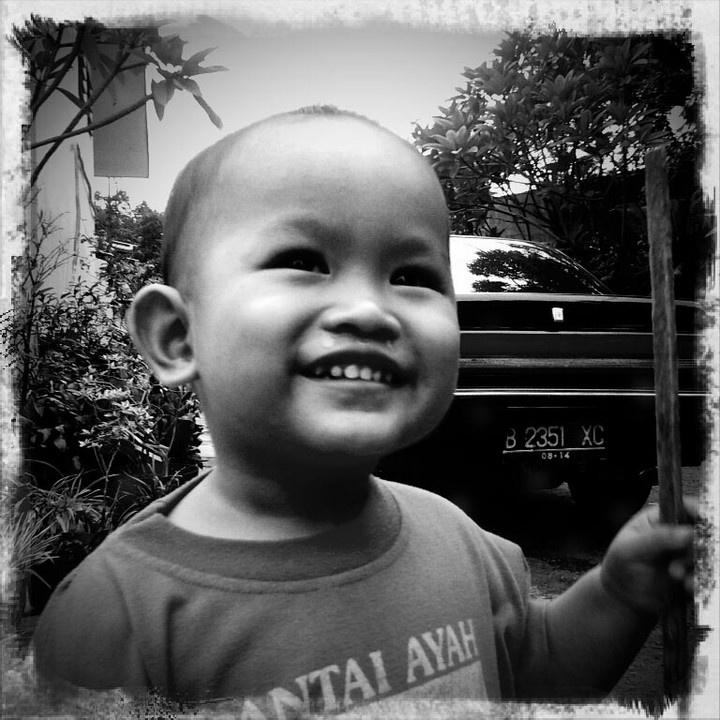 Street Portrait #MobilePhotography