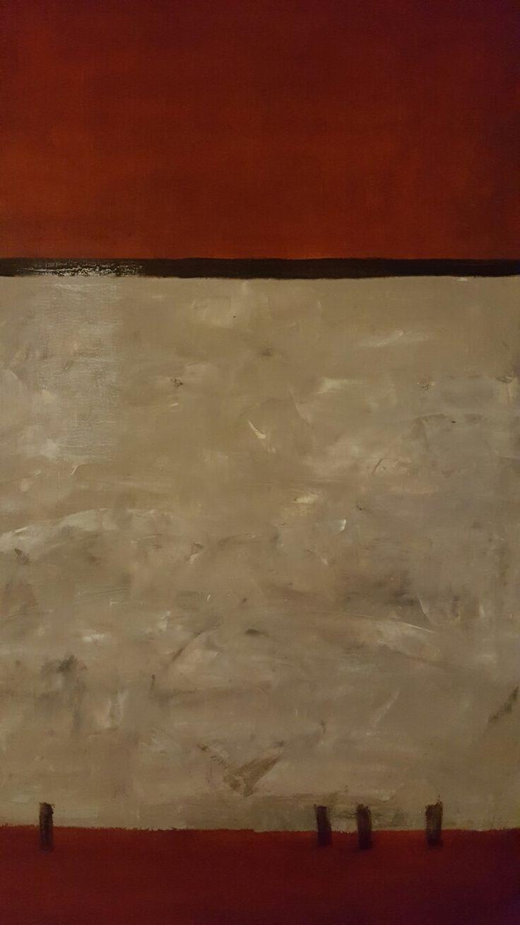 Oil on canvas  110x70