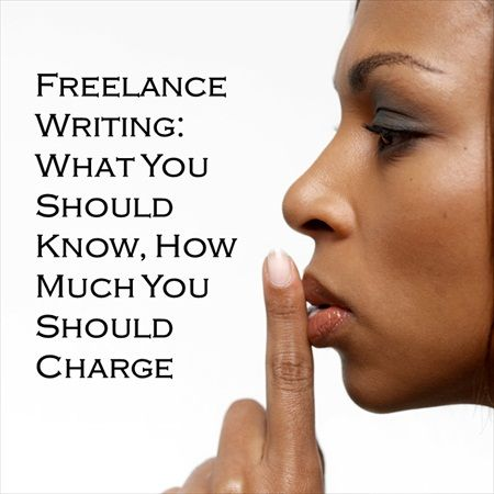 Freelance Writing: What you should know & how much you should charge #blogging