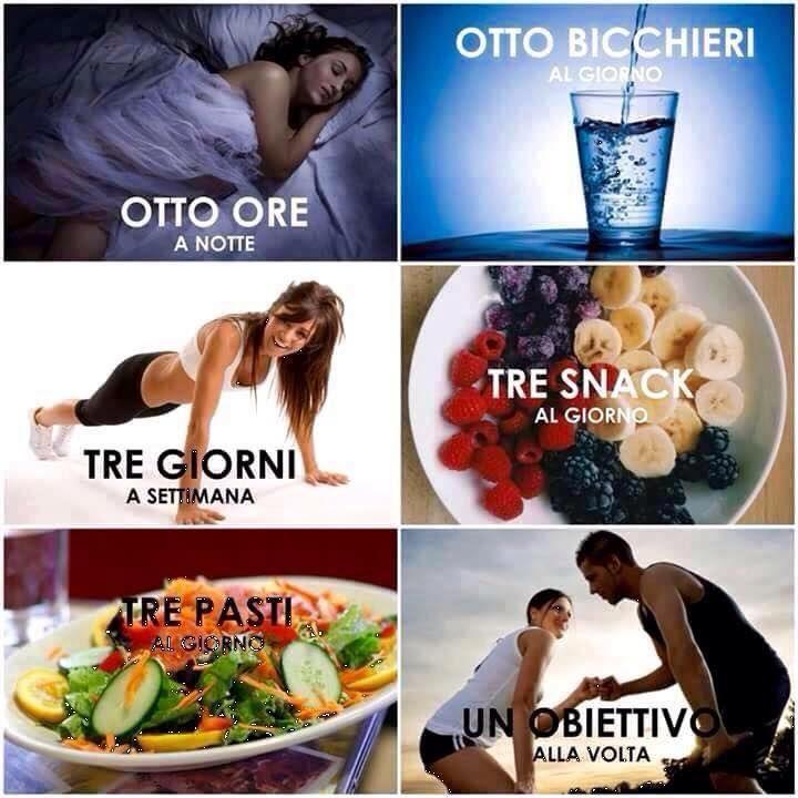 perdi peso in modo sano e naturale