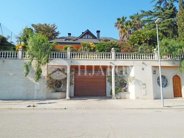 An exclusive, luxury estate for sale, overlooking the sea in Mas-Ram, Badalona