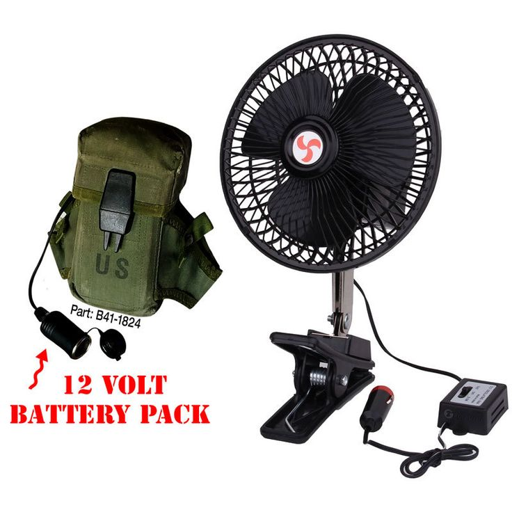 28 Best Battery Operated Fans For Camping Images On