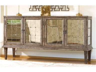 Shop For Hooker Furniture DeVera Mirrored Console, 638 85082, And Other  Living Room