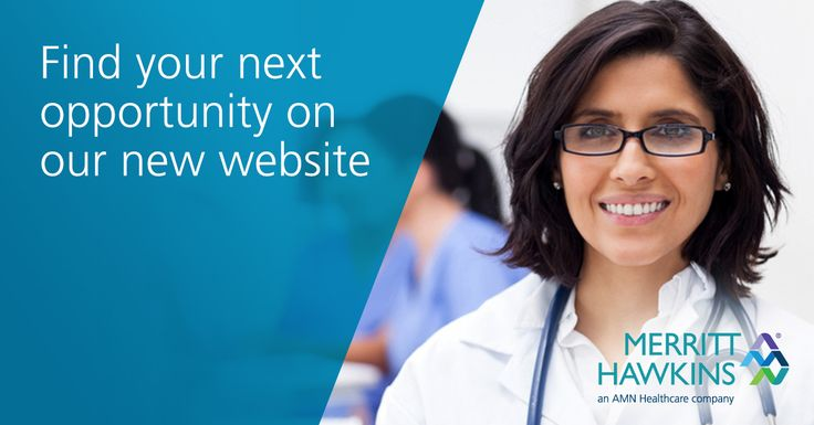 Merritt Hawkins' new website was designed to enhance job searches & candidate sourcing—resulting in greater satisfaction for healthcare employers & job seekers alike. #healthcare #jobs #recruitment #doctor #physicians  #career