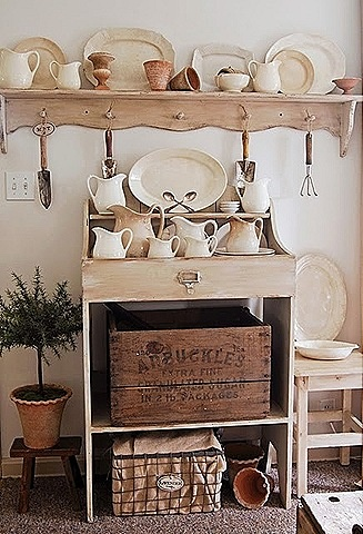 #French #farmhouse style