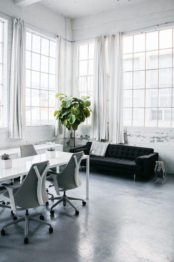 Tour The Modern Office Of One Of Fashionu0027s Most Innovative Brands