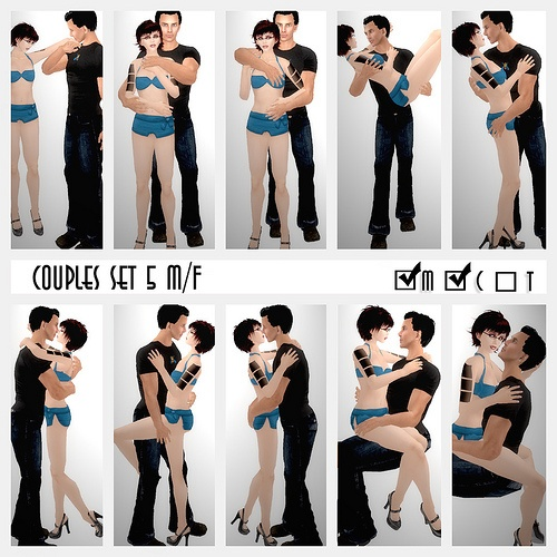 sexy couples poses