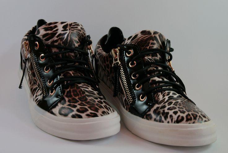 Sneakers da donna leopardata  http://aemstore.it/sneakers/30-sneakers-donna-leopardata.html