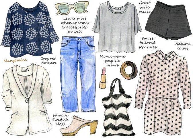 How To Dress In Scandinavian Style