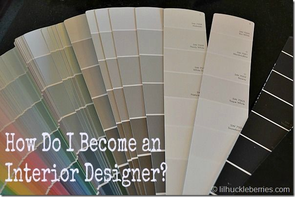 Are you looking for information on how to become an Interior Designer? I will be addressing several avenues to get into the Interior Design field.