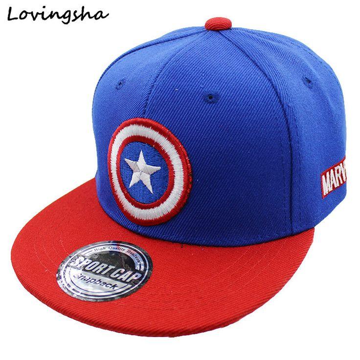 SuperHero Baseball Caps 3-8 Years Old  $9.95 and FREE shipping  Get it here --> https://www.herouni.com/product/fashion-boy-baseball-caps-for-3-8-years-old-children-captain-america-design-snapback-caps-adjustable-cap-for-girl-cc008/  #superhero #geek #geekculture #marvel #dccomics #superman #batman #spiderman #ironman #deadpool #memes