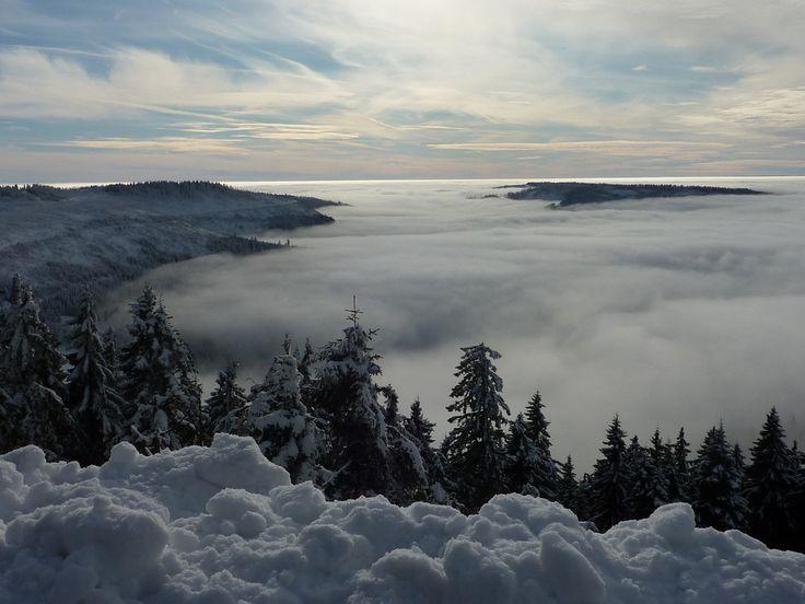 Mummelsee/Hornisgrinde-Blackforest