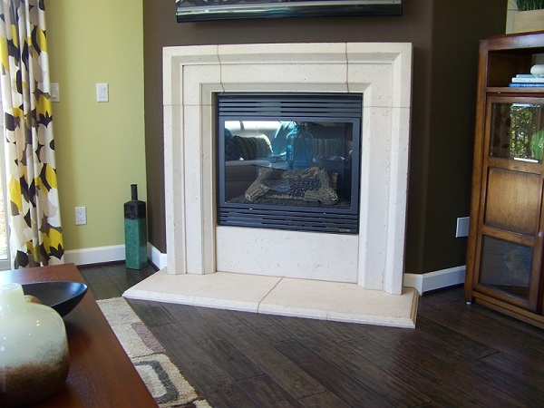 17 best images about fireplace surround on pinterest for Concrete mantels and hearths