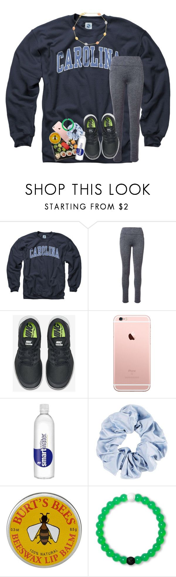 """""""it's nine in the afternoon"""" by rxindrops-on-roses ❤ liked on Polyvore featuring NIKE, Burt's Bees, Lokai and BillyTheTree"""