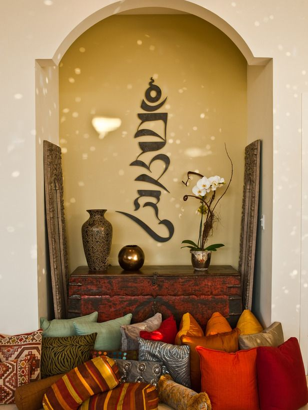 Asian Living Rooms from Andreas Charalambous : Designers' Portfolio 1750 : Home & Garden Television