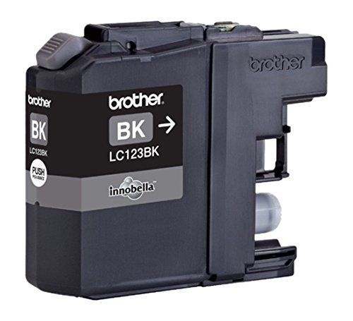 From 15.88 Brother Lc-123bk Ink Cartridge - Black Lc-123bk