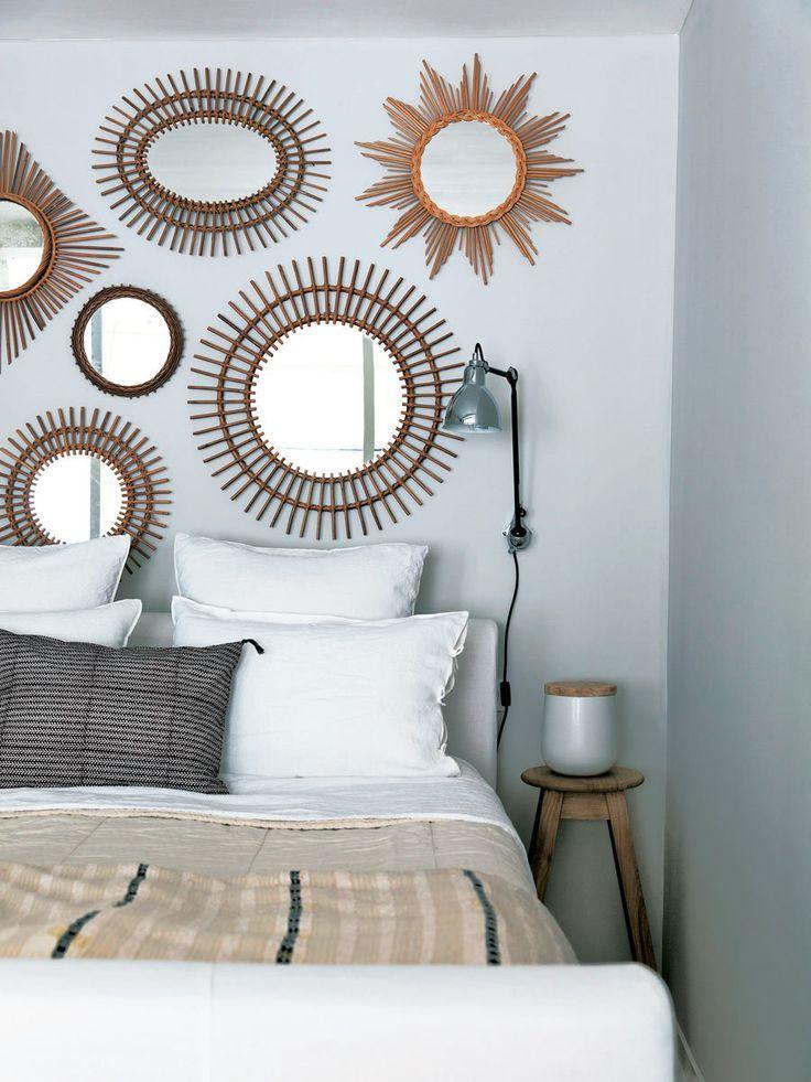 Les 25 meilleures id es concernant meubles de chambre for Miroir de peine