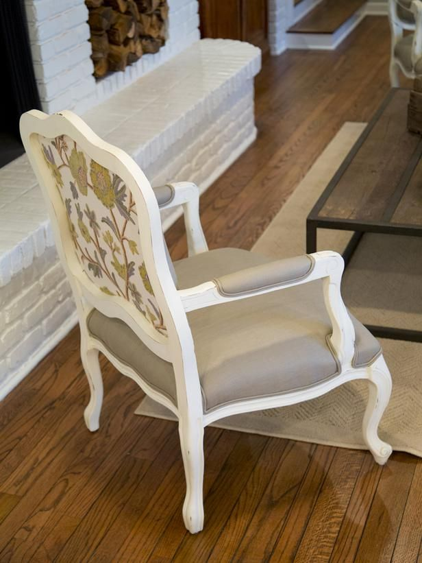 Hardwood floor color - Creating French Country in the Texas Suburbs on HGTV