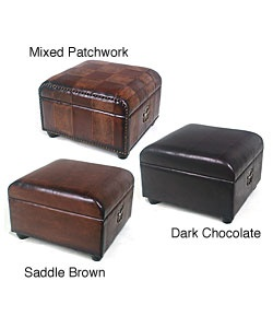 @Overstock - Update your home décor with this brown faux-leather ottoman trunk. Its modern style and sleek design will instantly enhance any home. This ottoman features a lid with an inside storage compartment, perfect for throws or remote controls.http://www.overstock.com/Home-Garden/Square-Ottoman-Trunk-with-Lid/2678991/product.html?CID=214117 $127.99