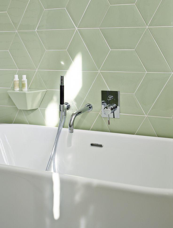 Hôtel des galeries bruxelles architectes camille flammarion fleur delesalle tiles bathroom