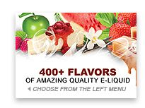ECBlend Awesome Quality E-Juice Flavors