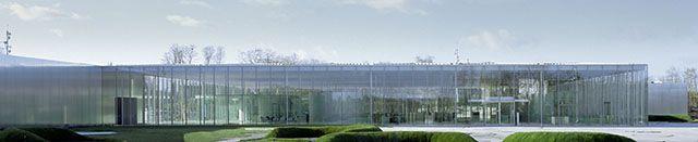 Nueva sede del museo de Louvre en Lens (Francia)  Edición 45 CLAVE!  Fotos Cortesía SANAA Hisao Suzuki