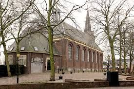 Dorpskerk van Berkel en Rodenrijs, uit 1734 (toren stamt uit 1500).