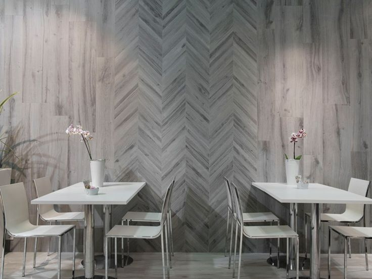 Porcelain stoneware wall/floor tiles with wood effect BRICOLA by Ceramica Rondine