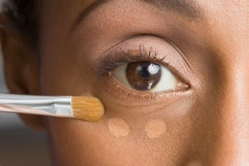 concealer on dark circles  ..................................................  ¥ GS: can bb creams be used for under eyes ¥ GS: sunscreen moisturiser be used for under eyescan