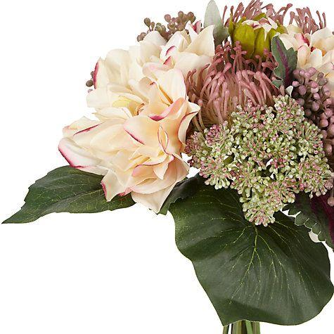 Buy John Lewis Dahlia Protea Bunch Online at johnlewis.com