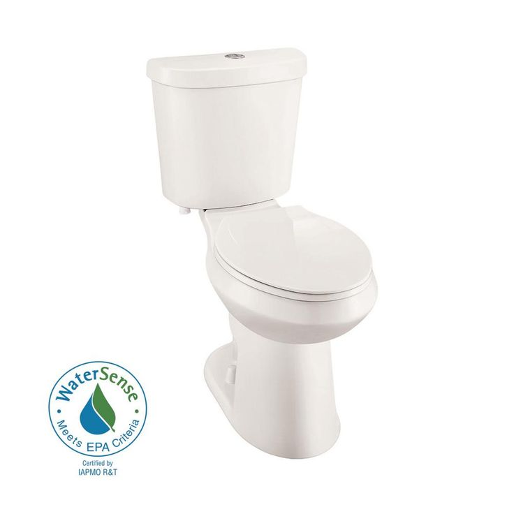 Glacier Bay 2-piece 1.1 GPF/1.6 GPF High Efficiency Dual Flush Elongated Toilet in Biscuit-N2316 bisc - The Home Depot