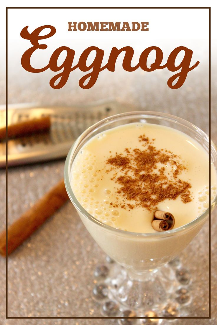 Though simple, eggnog can go very wrong. Follow these easy tips to make your own eggnog at home.