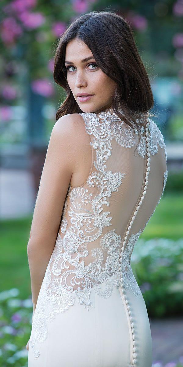 Sincerity Bridal Wedding Dress 3921 Fall / Winter 2016