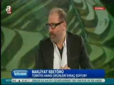 Yönetim Kurulu Başkanımız Mehmet Erdoğan, ahaber İş'in Sırrı programında Şafak Tükle'nin konuğu oldu. Buradan İzleyebilirsiniz.