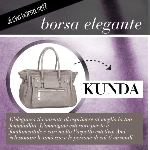 Sei una donna che ama le borse eleganti? Dicci che borsa preferisci e ti diremo chi sei!