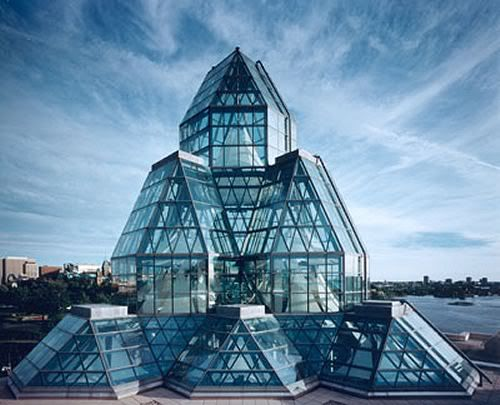 The National Gallery of Canada in Ottawa, Ontario is one of the country's preeminent museums.  http://www.gallery.ca/en/