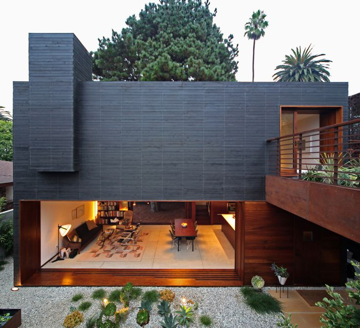 In this series, Sebastian Mariscal designs a home in Venice, California, that brings the outside in