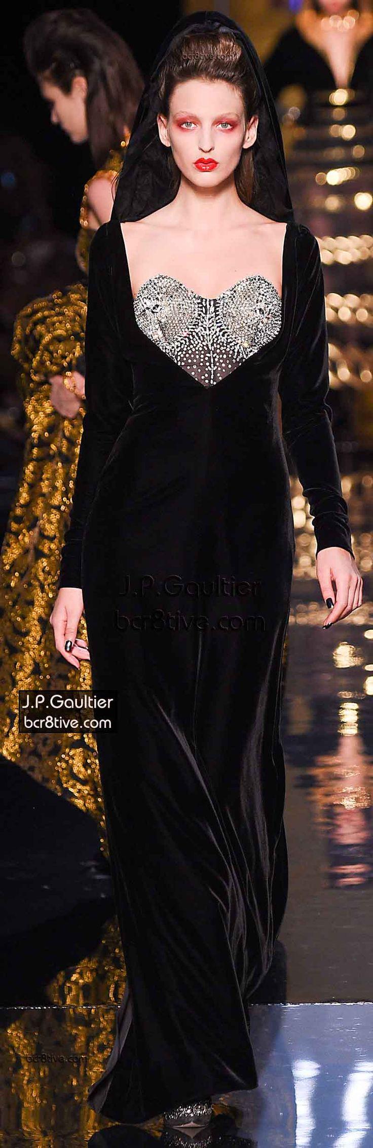 Jean Paul Gaultier Fall Winter 2014-15 Haute Couture